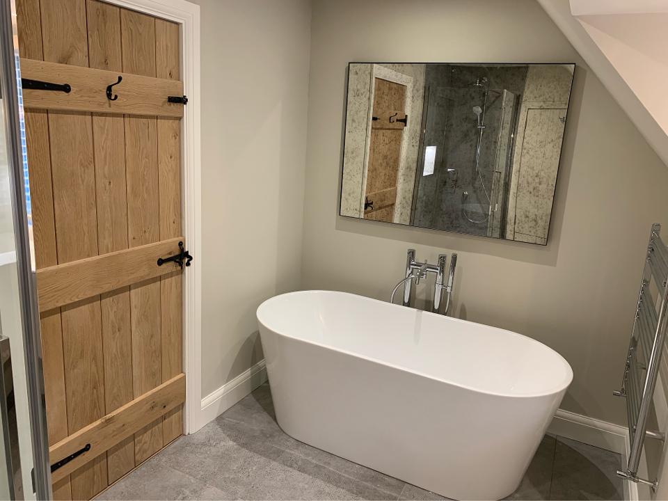 Family Bathroom Renovation in Bramley
