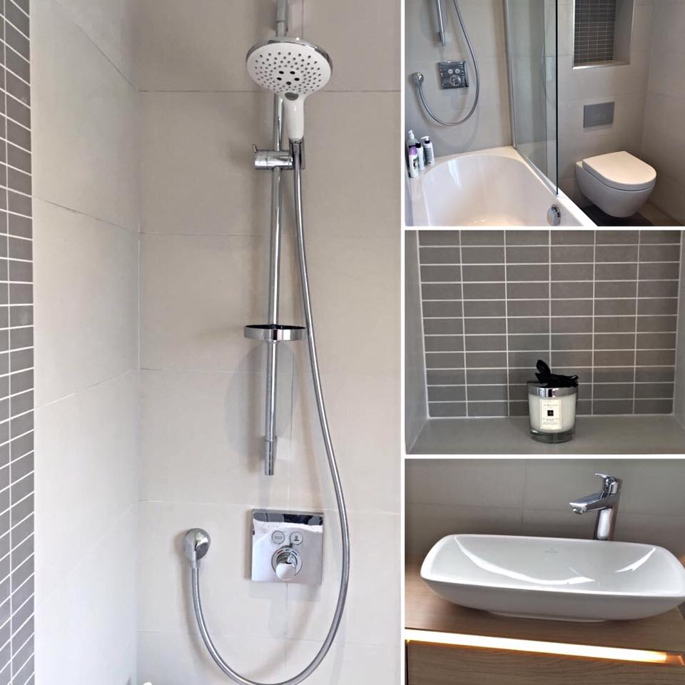 Complete Bathroom Renovation in Burpham Surrey