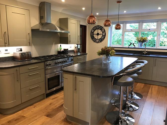 Lightwater kitchen full renovation 3