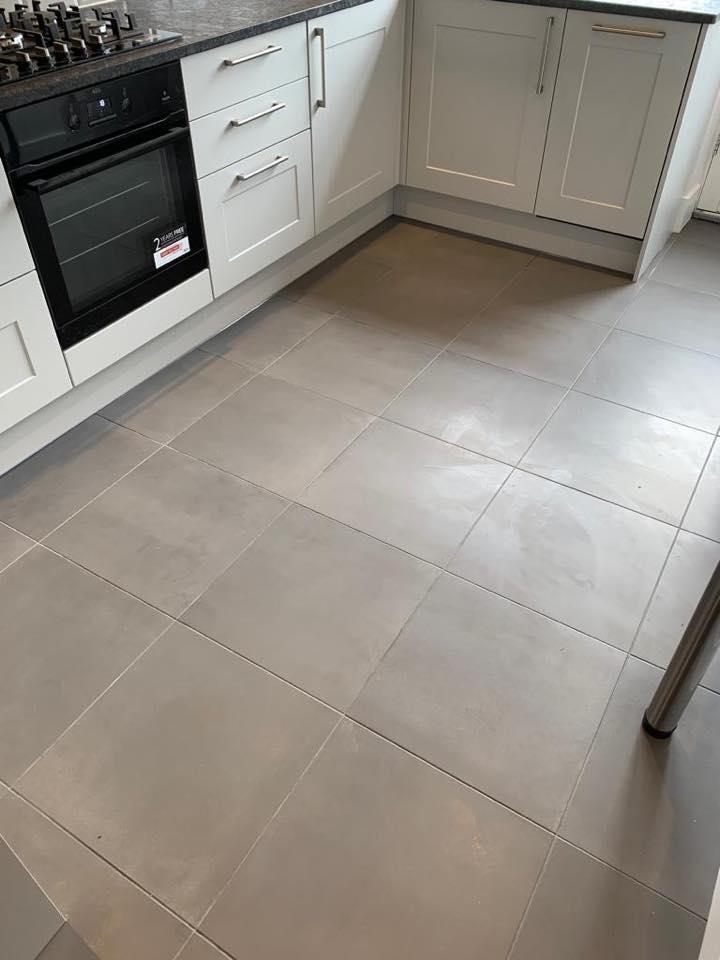 Modern white kitchen renovation 3