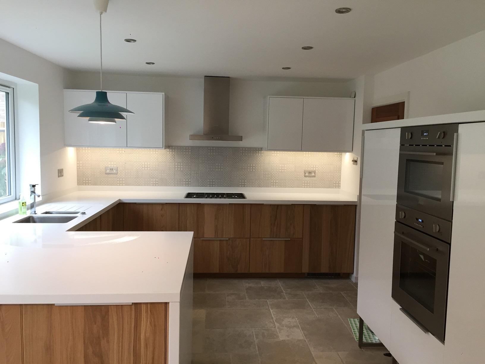 Ideal Homes Magazine Kitchen in Hampton