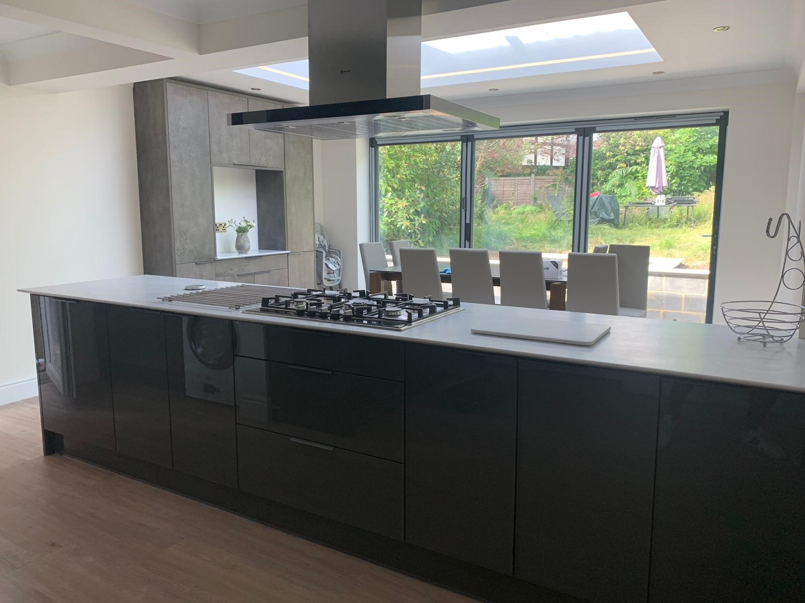 New Kitchen Fitted for Extension in West End, Chobham 2