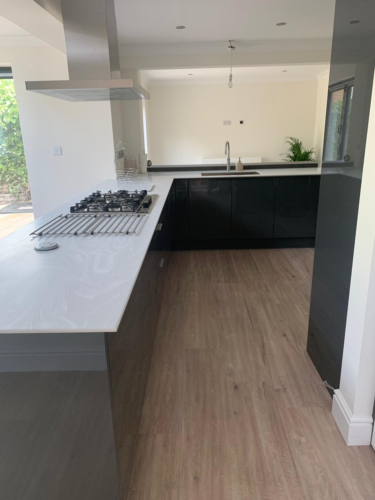 New Kitchen Fitted for Extension in West End, Chobham 3