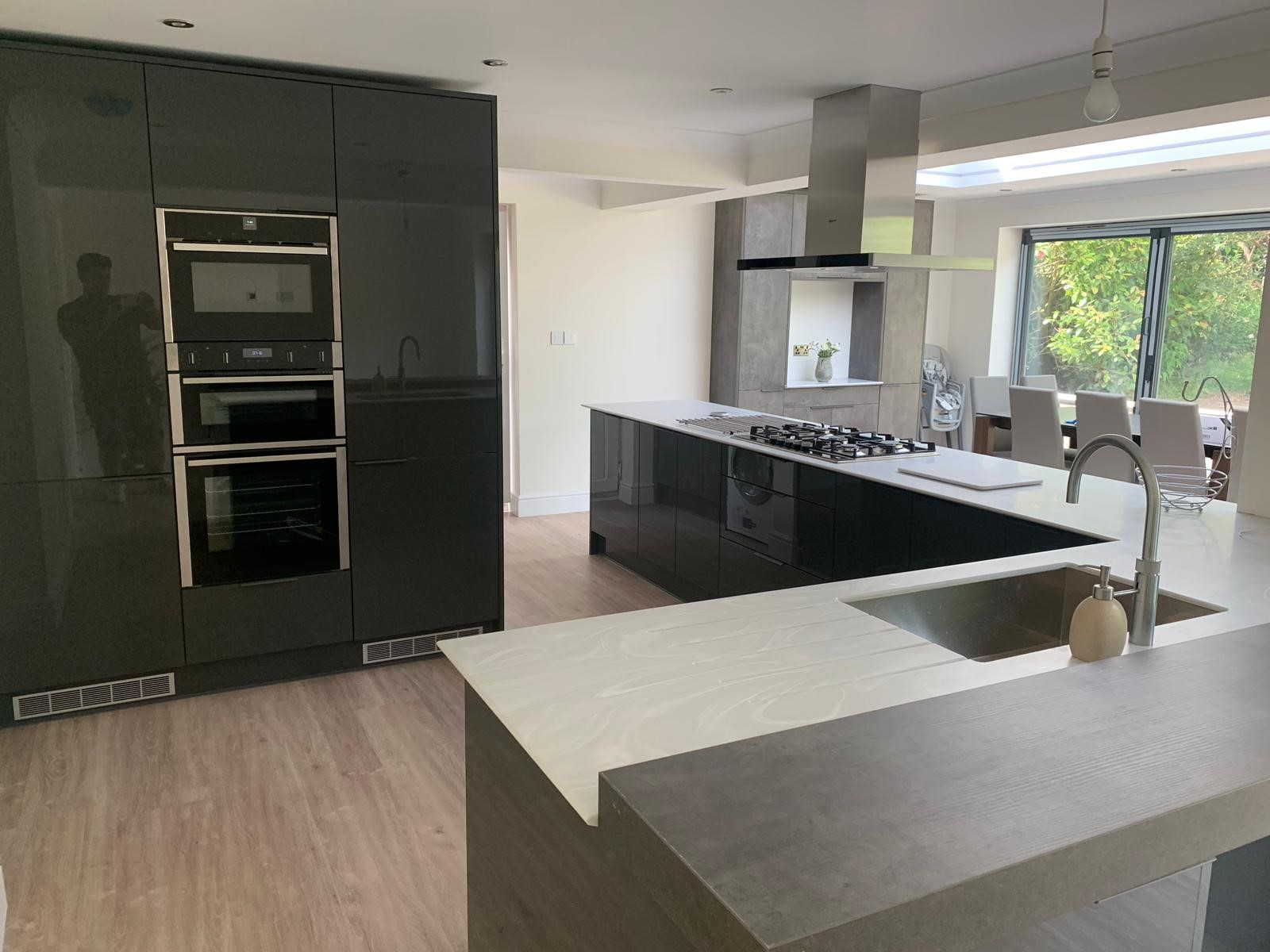 New Kitchen Fitted for Extension in West End, Chobham 4