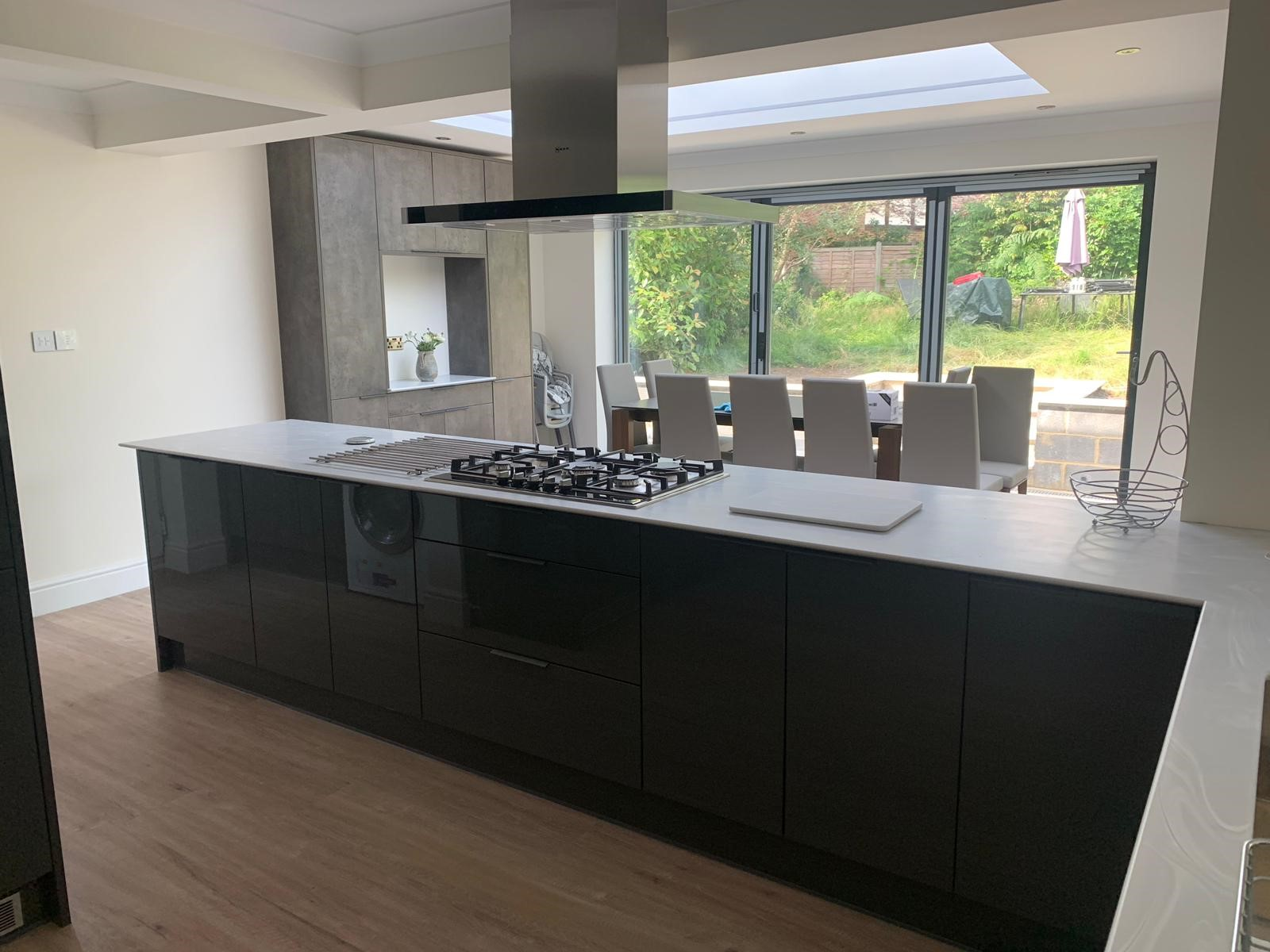 New Kitchen Fitted for Extension in West End, Chobham 5